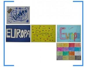 1. Bildtafel - Europatext
