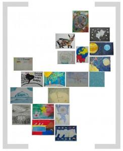2. Bildtafel - Kosmos und Insel