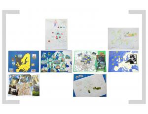 7. Bildtafel -  Landkarte mit Verortung