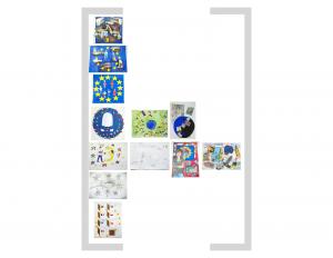 10. Bildtafel: Sterne - Version 02
