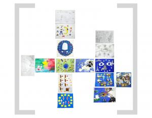 10. Bildtafel - Sterne
