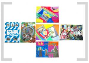 15. Bildtafel - Bildcollage 04 – Farben