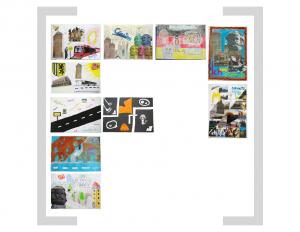 17. Bildtafel: Straße und Freunde - Version 01