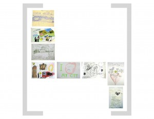 26. Bildtafel: Herz - Liebesbekenntnisse - 2. Version
